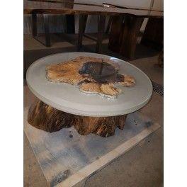 wood epoxy resin table