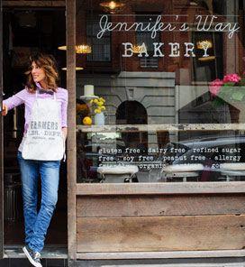 Jennifer's Way Bakery: The Celiac Standard - 263 east 10th st. NY 10009