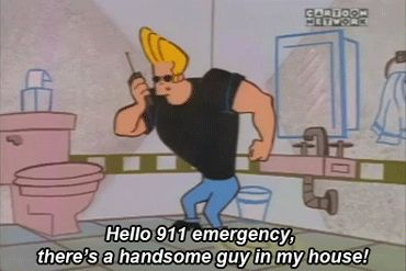 15 Flattering Pick up Lines from Dashing Johnny Bravo You Must Use on Tinder Girls