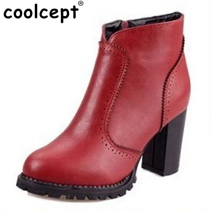 2016 New Autumn Winter Women Ankle Boots High Quality Solid European Ladies shoes Suede Leather Fashion Boots Size 35-39 Z00501 #clothing,#shoes,#jewelry,#women,#men,#hats,#watches,#belts,#fashion,#style