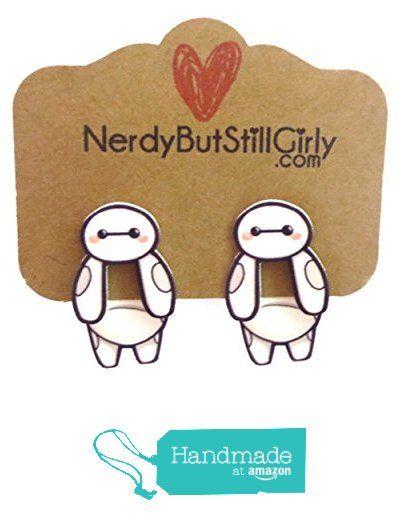Cutemax Cling Earring from Nerdy But Still Girly https://www.amazon.com/dp/B019ZESJ72/ref=hnd_sw_r_pi_dp_uEyFxbHEYWZBZ #handmadeatamazon