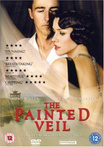 The Painted Veil [DVD]: Amazon.co.uk: Naomi Watts, Edward Norton, Liev Schreiber, William Farnum, Christine Citti: Film & TV