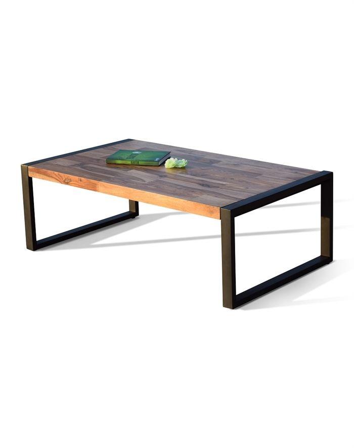 Sofabord i Flot Design fra Danske OBUZI - Massivt tr�