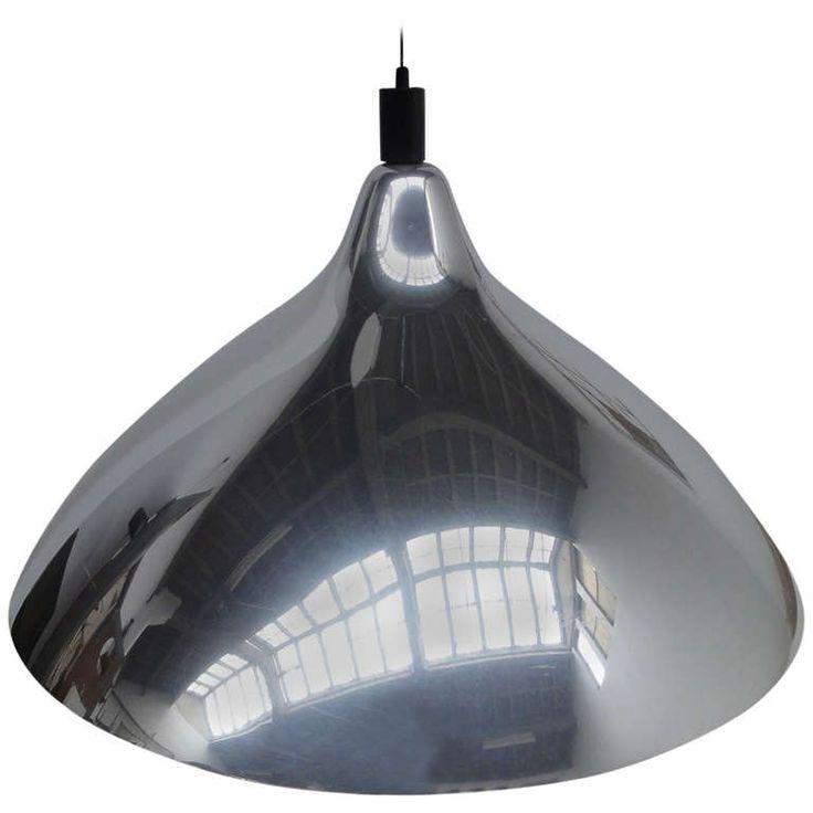 Aluminum pendant by Lisa Johansson-Pape.