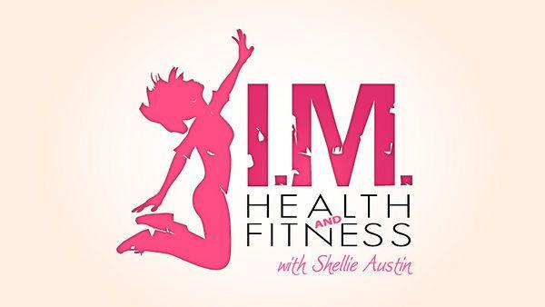 IM Health & Fitness | Logo Design by Corinne Jade Shardlow