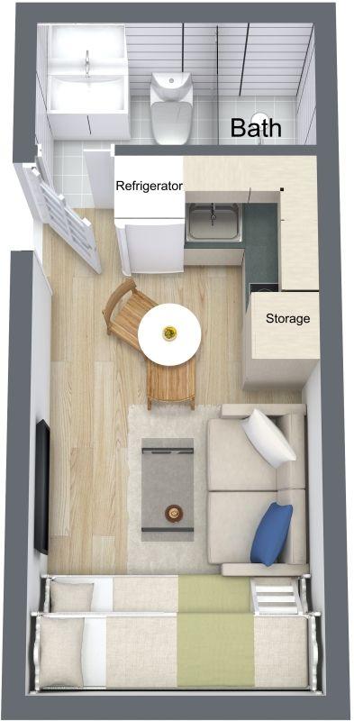 The Corner Kitchen | Custom Container Living