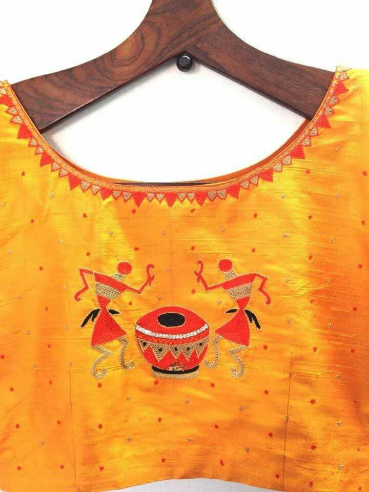 Kalankari designary blouses