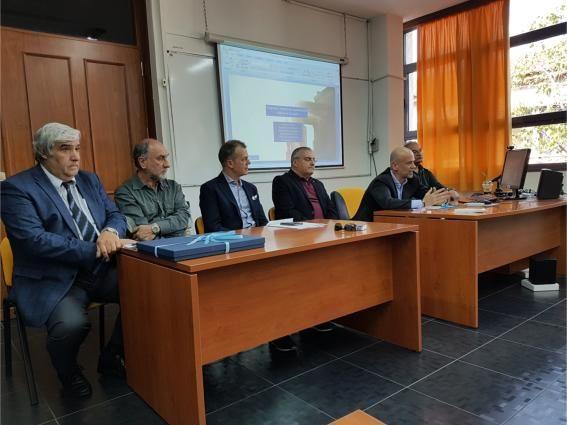 O Γιάννης Ρέτσος εισηγητής στο Μεταπτυχιακό Πρόγραμμα ΄΄Καινοτομία και Επιχειρηματικότητα στον Τουρισμό΄΄ στο ΑΤΕΙ Αθήνας