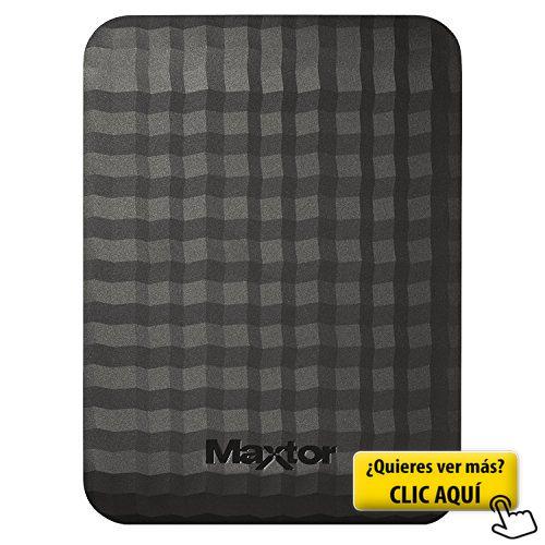 Maxtor STSHX-M101TCBM - Disco duro externo de 1 TB... #informatica