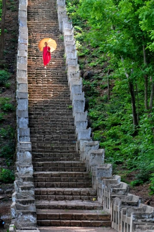 186 Best Images About ♒ Stairs Outdoor On Pinterest