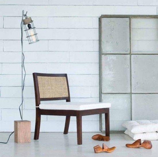 Lampada da terra di design - Lampada industriale da terra dal design ...