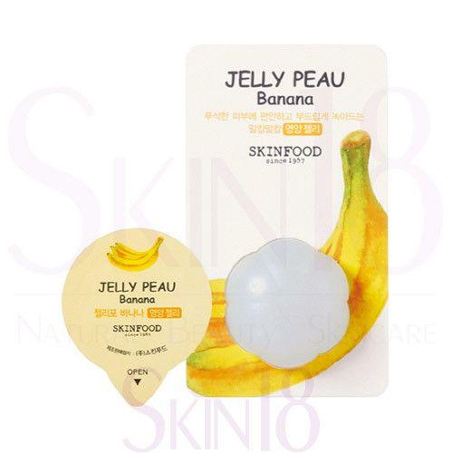 Skinfood Jelly Peau (Wash off) - Banana (Nutrients)