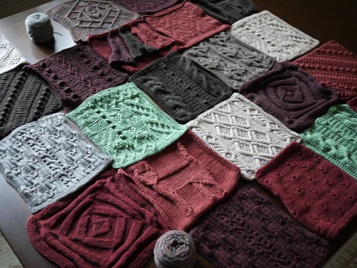 Die besten 17 Bilder zu haken - breien auf Pinterest   Fair Isles ...
