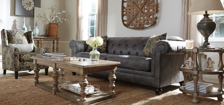Casual Living Room Furniture Ideas