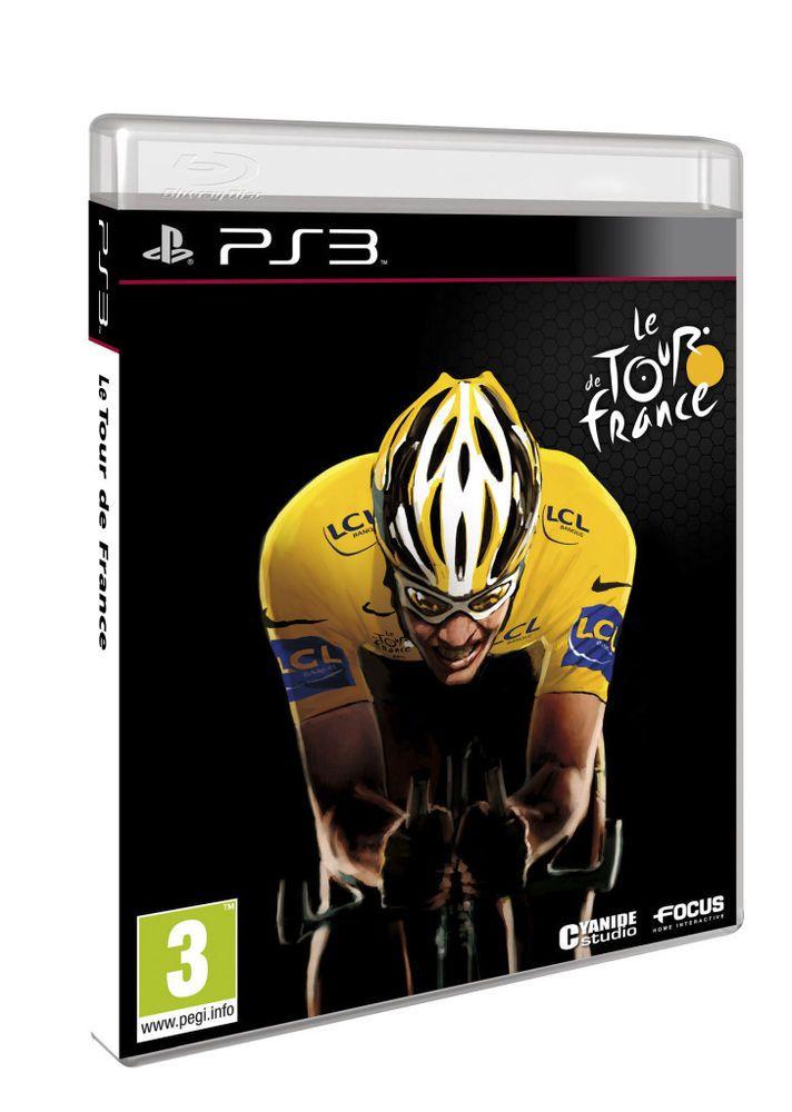 LE TOUR DE FRANCE PS3 PlayStation 3 GAME