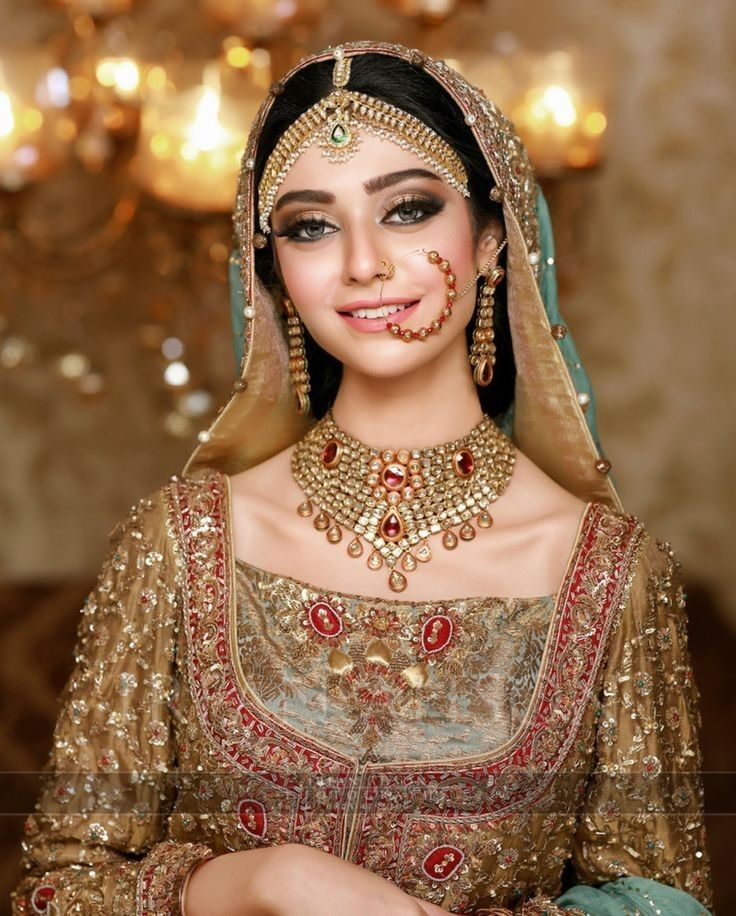 Pakistani Bridal Jewelry, Pakistani Bridal
