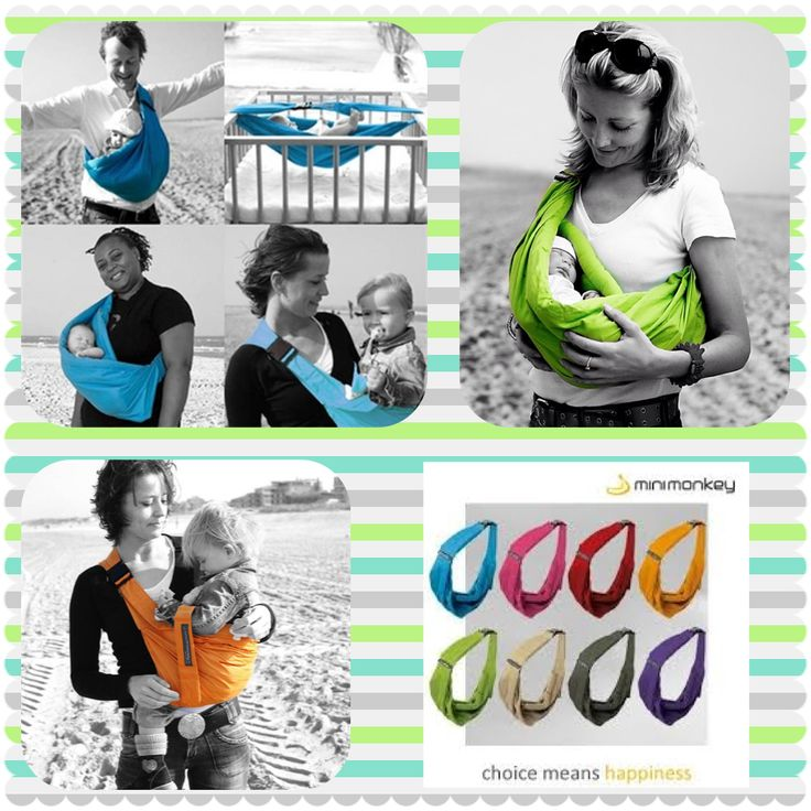 Baby Sling  Minimonkey Tanti bellissimi colori!!!!!