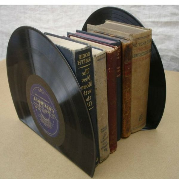 20 handgemachte einzigartige Schallplatten Projekte  - http://wohnideenn.de/do-it-yourself-diy/12/schallplatten-projekte.html #DIY-Doityourself