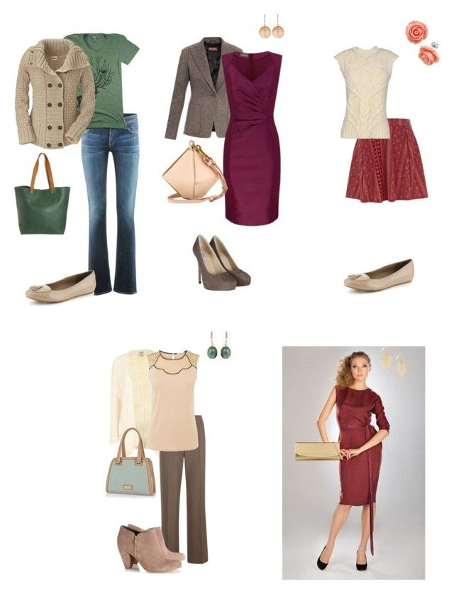 Soft autumn looks by sabira-amira on Polyvore featuring polyvore, fashion, style, Alexon, Kafé Stigur, Oasis, Derek Lam, American Apparel, River Island, MaxMara, Citizens of Humanity, CC, Wallis, AllSaints, Marks & Spencer, Louche, ALDO, Lola James Jewelry, Maloa and clothing