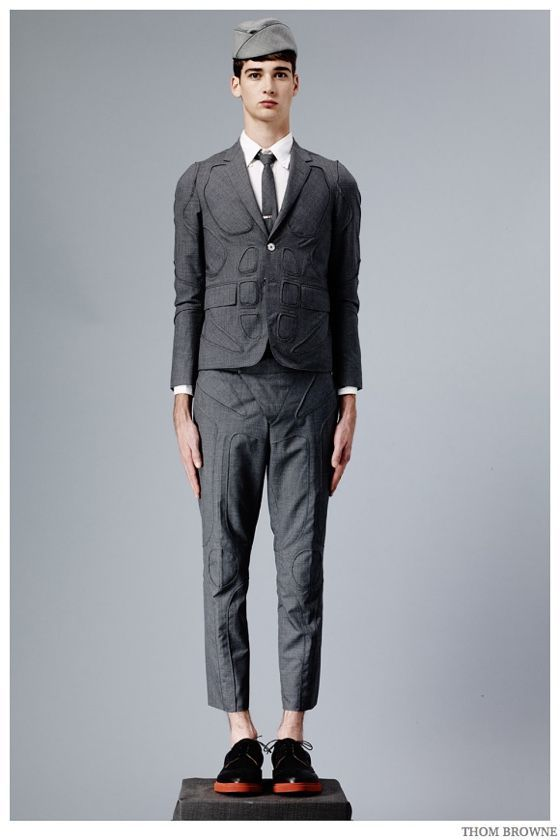 96d4ef7949 Image result for thom browne shrunken suit | Thom Browne X Dan White ...