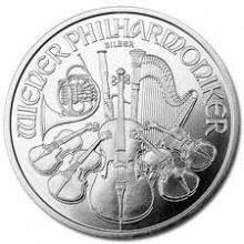 Zilveren Munten Kopen kan bij Dutch Bullion, zoals deze Philharmoniker 1 troy ounce 2012 Zilveren Munt. Voor een overzicht van al onze zilveren munten kunt u kijken op: https://www.dutchbullion.nl/Zilver-Kopen/Zilveren-munten/