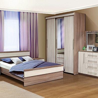 Спальня Классика-5 купить в Екатеринбурге | Мебелька