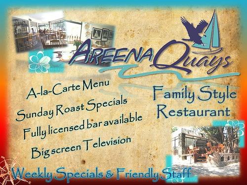 Areena Quays Family style Restaurant