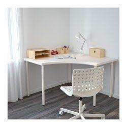 IKEA - FÖRHÖJA, Kistje set van 4,  , , Voor het overzichtelijk opbergen van kleine spullen, zoals bureau-accessoires, make-up en haarelastiekjes.Gebruik het blad als deksel voor de grote bak, dan bescherm je de inhoud tegen vuil en stof.