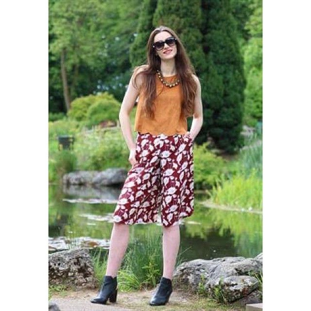 Get ready for the sun in our gorgeous new floral culottes!! Bang on trend right now, you really don't want to miss out! Get them today at 21 Guildhall Street, Preston City Centre! Or online at www.maryandmilly.co.uk and get FREE UK shipping! M&M x