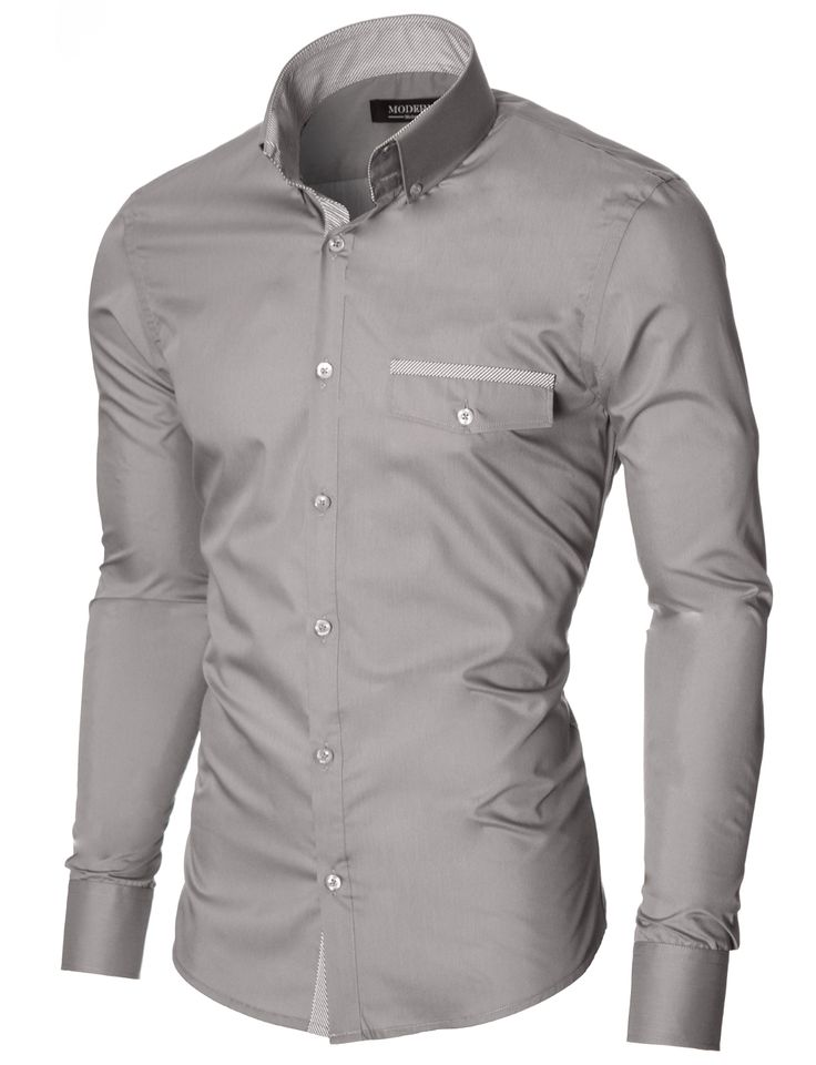 59 best MODERNO Men's Casual Button-Down Shirts images on ...