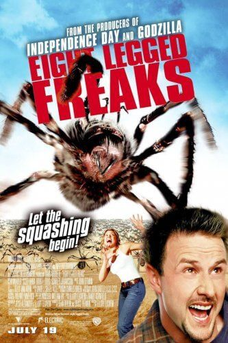 8 legged freaks, an awesome creature feature and a quality comedy. Check out 50 of the greatest creature features of all time here: http://www.alphareboot.com/50-of-the-best-creature-features-of-all-time/