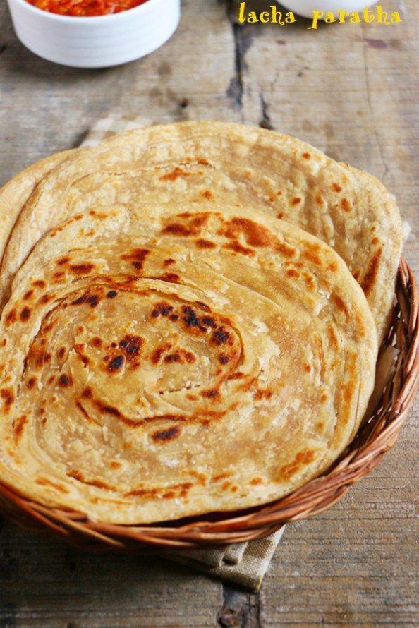 lacha paratha recipe