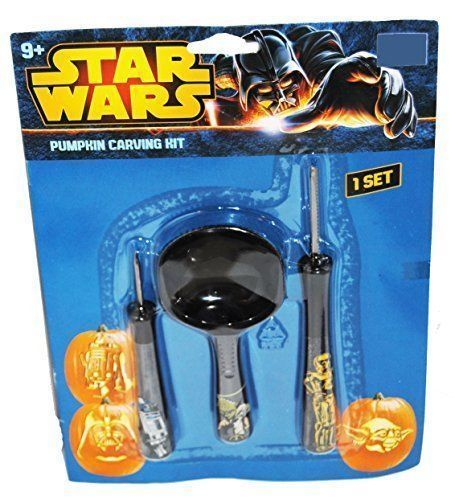 Star Wars Pumpkin Carving Kit 1 Set: 3 Tools 6 Patterns 1 Bonus Pattern Ages 9+ Free Shipping 10% benefits Peanuts Palace Inc. who rescues pit bull, pit bull mixes, & bully breeds from kill shelters in the United States.