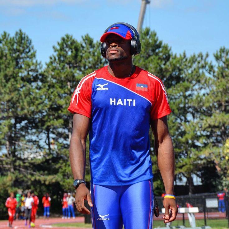 #Haïti aux Jeux Olympiques Rio 2016 🇭🇹 🇭🇹 #JO2016🇭🇹 Dix (10) athlètes haïtiens y prendront part dans sept (7) disciplines sportives à savoir l'Athlétisme, la Boxe, le Judo, l'Haltérophilie, la Lutte, le Taekwondo et la Natation.