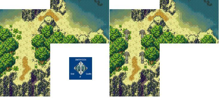 Seiken Densetsu 3 / Secret of Mana 2 - Isle of Oblivion