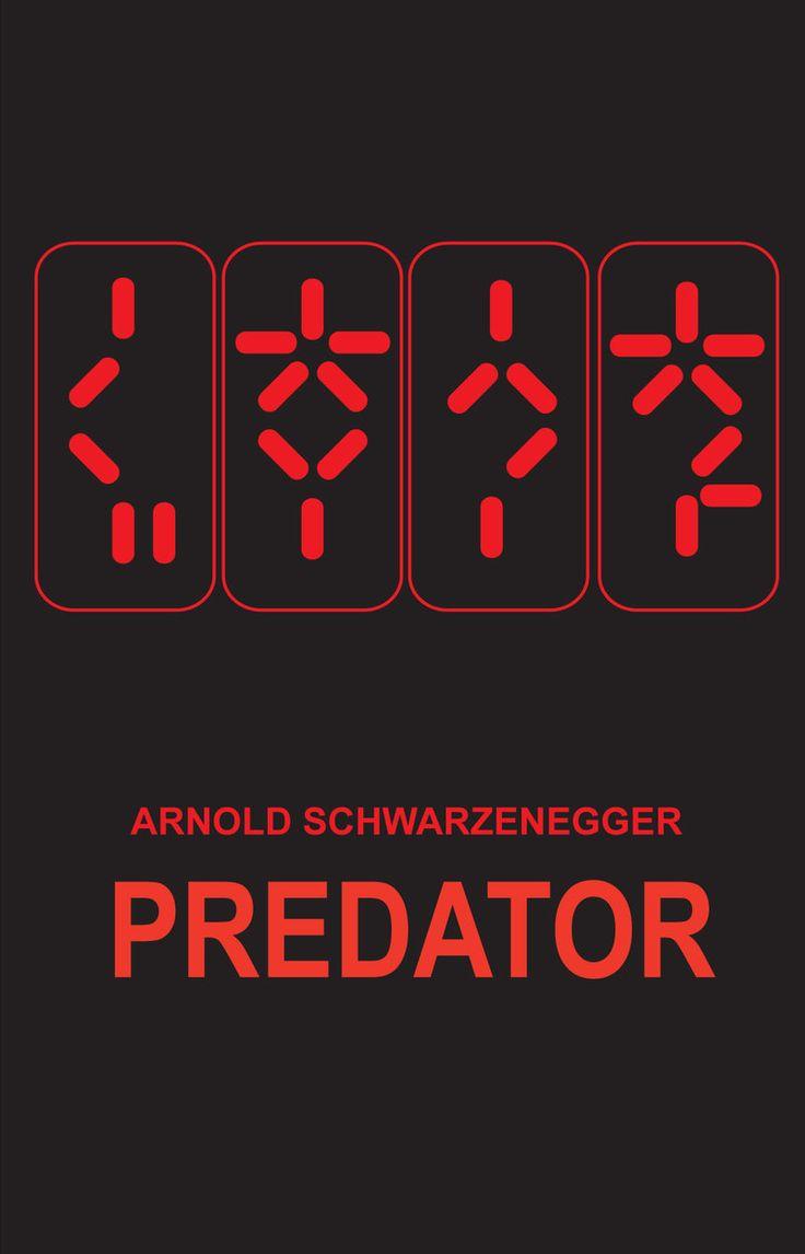 Predator Movie Poster by d-art-studios.deviantart.com on @deviantART