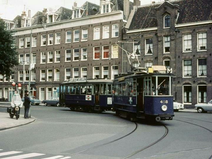 Marnixstraat 1967