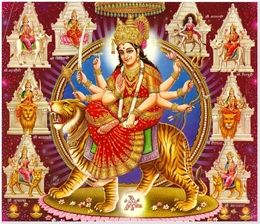 Chaitra Navratri is celebrated in the first month of Hindu lunar calendar and Ram Navami, the birthday of Lord Rama, falls on the ninth day during Navratri.
