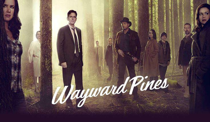 Wayward Pines' by M. Night Shyamalan - Part I: Visit