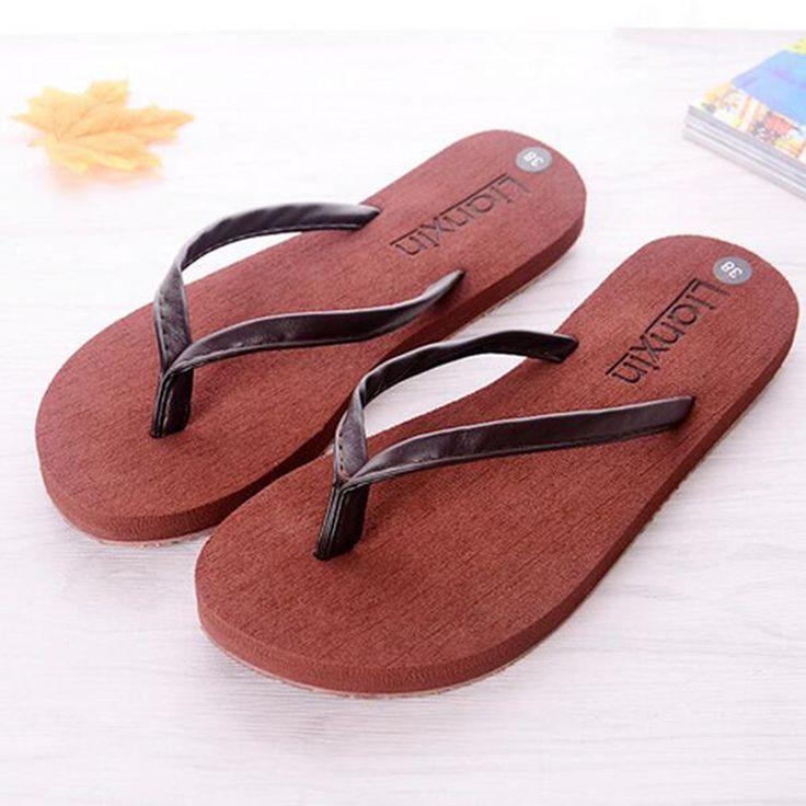 $5.99 (Buy here: https://alitems.com/g/1e8d114494ebda23ff8b16525dc3e8/?i=5&ulp=https%3A%2F%2Fwww.aliexpress.com%2Fitem%2F2017-Bohemia-pu-Ladies-Flip-Flops-Beach-Slippers-Platform-Women-Sandals-Slip-On-Summer-Men-s%2F32779972117.html ) 2017 Bohemia pu Ladies Flip Flops Beach Slippers Platform Women Sandals Slip On Summer Men's shoes Women Shoes Big Size 35~44  for just $5.99