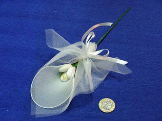 Confetti e bomboniere segnaposto per matrimoni interamente realizzati a mano