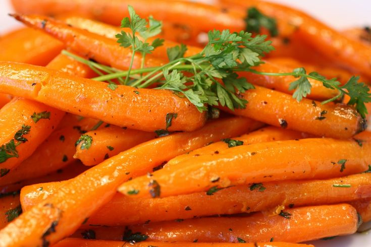 food pictures | BBC Recipe: Chervil Chantenay Carrots | French Revolution