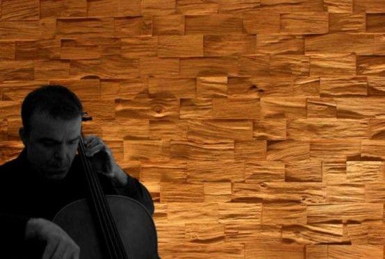 Pannelli di legno per rivestire le pareti