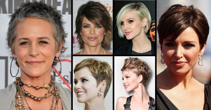 13. Medium-Length Haircut For Women Over Fifty! If you are a fan of short and long bob haircuts, then this adorable medium length haircut for women over fifty is definitely one of the best ideas you will ever come across. Half-messy and half-arranged, this hairstyle will emphasize on the natural beauty and the feminine facial …