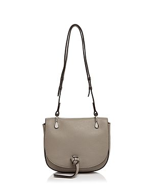 ELIZABETH AND JAMES ELIZABETH AND JAMES ZOE LEATHER SADDLE BAG - 100% EXCLUSIVE. #elizabethandjames #bags #leather #