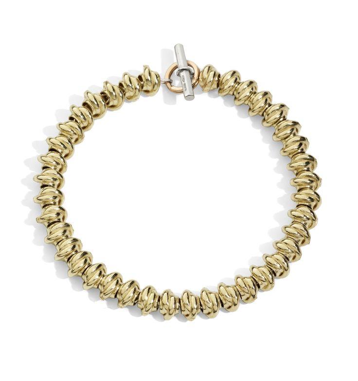 nodini oro giallo 9k  bracelet gold yellow gift women gioiello moda fashion jewellery beautiful gift
