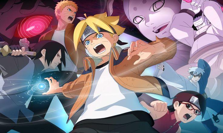 Naruto Shippuden Ultimate Ninja Storm 4: Road to Boruto ya está disponible en Europa