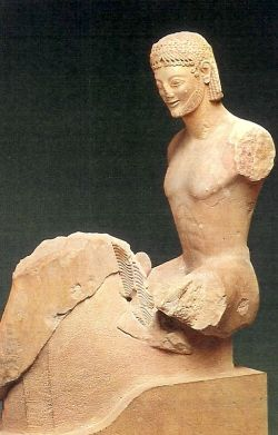 Apollo of Piraeus-Archer or Charioteer?