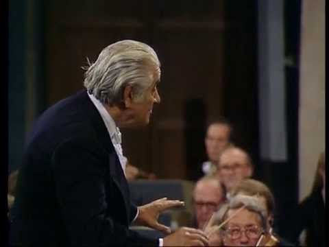 Bruckner Symphony No 4 Celibidache Münchner Philharmoniker 1983 Herkulessaal Live - YouTube