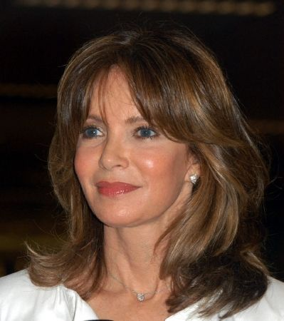 Jaclyn Smith has a star on the Walk of Fame at 7030 Hollywood Blvd.